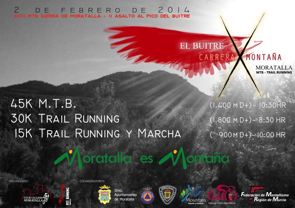 Cartel El Buitre CxM 2014